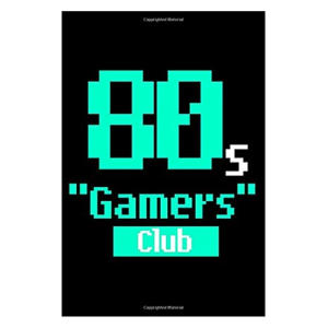 80s Gamers Club Notebook