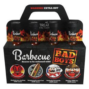 BBQ Bad Boys Sauce Selection