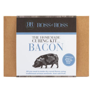 Homemade Bacon Curing Kit