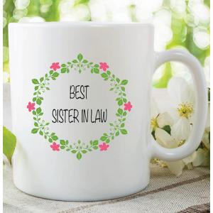 Best Sister in Law Mug