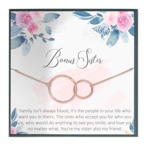 Bonus Sister Necklace