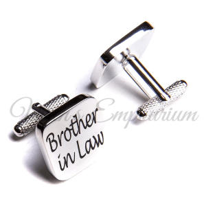 Brother in Law Cufflinks