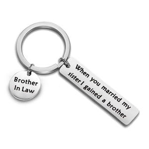 Brother in Law Keyring