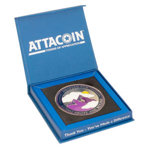 Employee Going Above and Beyond Coin