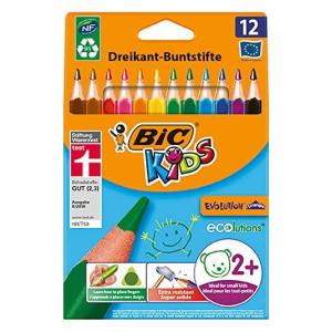 BIC Evolution Triangle Colouring Pencils