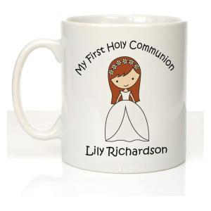 Personalised Holy Communion Mug