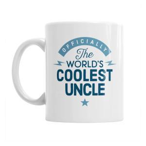 Coolest Uncle Novelty Mug
