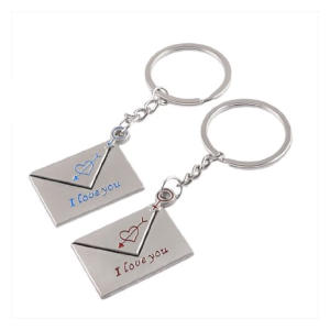 Couples Lovers Keychain