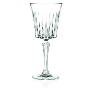 Italian Crystal Wine Glasses