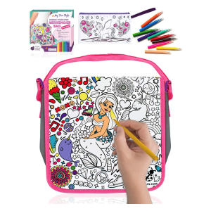 Color Your Own Bag