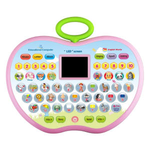 Education Learning Computer Tablet