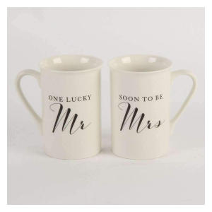 Soon To Be Mr and Mrs Mug