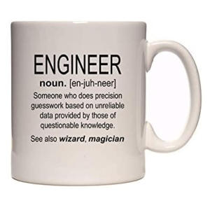 Engineer Definition Funny Mug