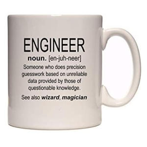 Novelty Engineer Mug