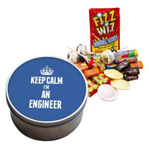 Retro Sweet Tin - Engineers