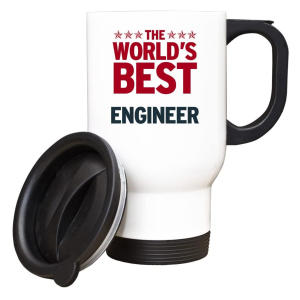 Best Engineer Travel Mug
