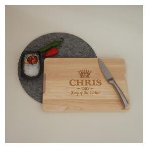 Custom Engraved Chopping Board