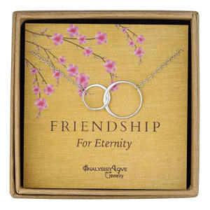 Friendship for Eternity Necklace