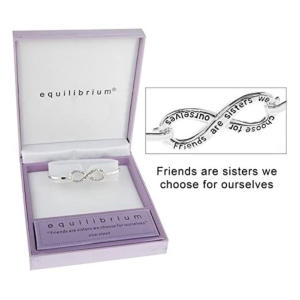Equilibrium Bangle - Infinity Friends