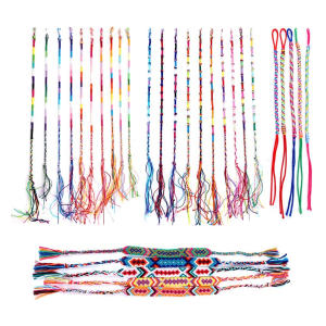 Friendship Bracelets 30Pcs