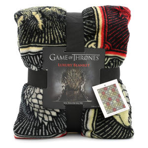 Game of Thrones Gifts Blanket