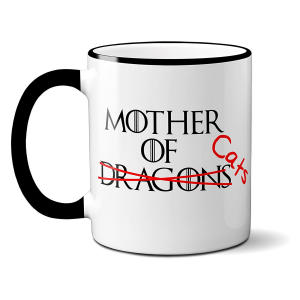 Game of Thrones Novelty Mug
