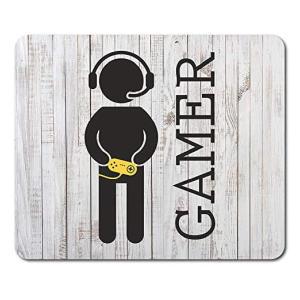 Gamer Mouse Mat Pad