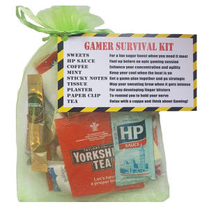 Gamer Survival Kit