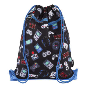 Gamers Kids Drawstring Bag