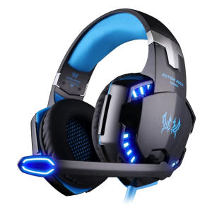 Stereo Gaming LED Headphones