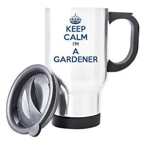 Novelty Gardener Travel Mug