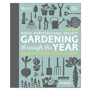 RHS Gardening Through the Year Planner