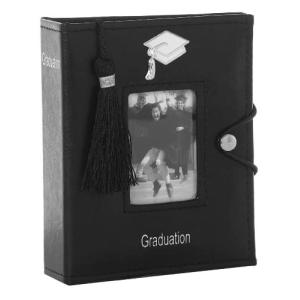 Graduation Photo Album with Tassel