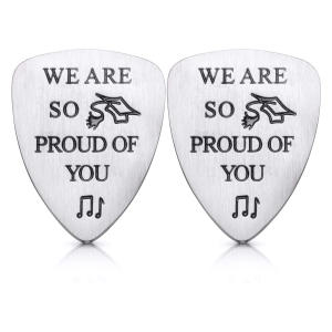 Graduation Gifts Guitar Picks