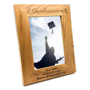 Graduation Wooden Photo Frame