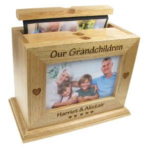 Our Grandchildren Photo Box