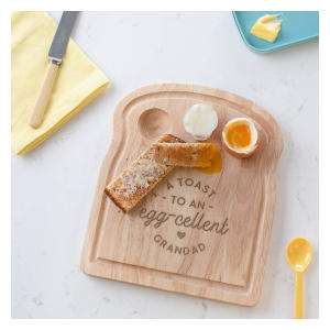 Grandad Breakfast Egg Board
