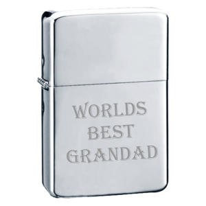 Worlds Best Grandad Lighter