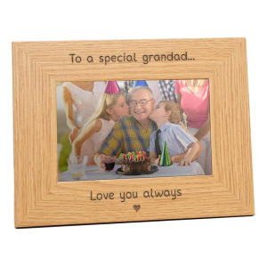 Special Grandad Photo Frame