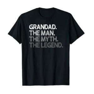 Novelty Grandad T Shirt