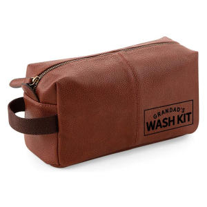 Grandad's Wash Bag Kit