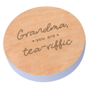 Novelty Grandma Coaster
