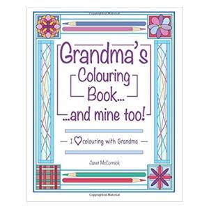 Grandma's Colouring Book