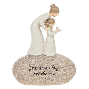 Grandma Hugs Pebble Gift