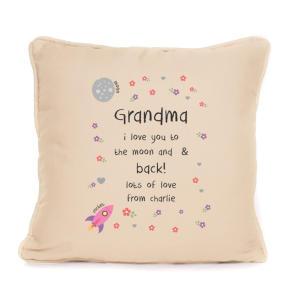 I Love You Grandma Cushion