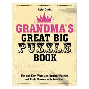 Grandma's Great Big Puzzle Book