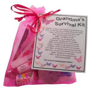Grandmas's Survival Kit