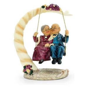 Grandparents Figurine Present