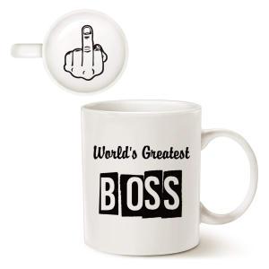 Greatest Boss Mug