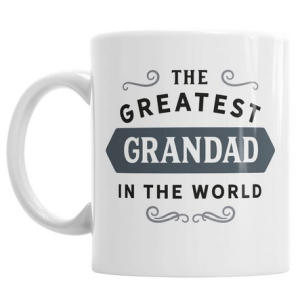 Greatest Grandad Mug